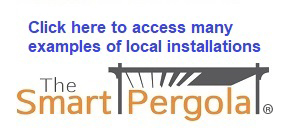 The Smart Pergola logo with link