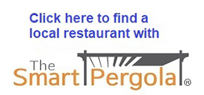 The Smart Pergola logo with link to restaurants