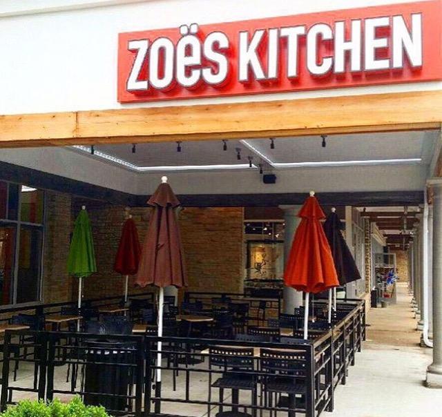 Zoes Kitchen Nashville, TN